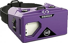 Merge Games Merge Headset Purple