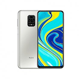 Xiaomi Note 9S 64GB 4GB RAM Dual Sim Glacier White EU (Global Version)