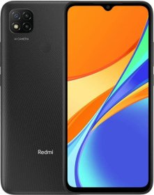 Xiaomi Redmi 9C 64GB 3GB RAM Dual Sim Midnight Gray EU (Global Version)