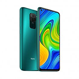 Xiaomi Redmi Note 9 128GB 4GB RAM Dual Sim Green EU (Global Version)