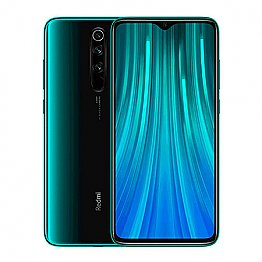 Xiaomi Redmi Note 8 Pro 128GB 6GB RAM Dual Sim Green EU (Global Version)