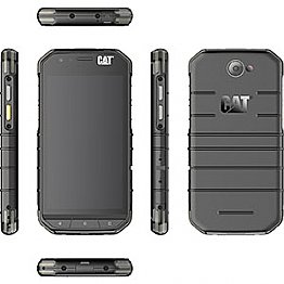 Caterpillar CAT S31 LTE Dual Sim Black EU
