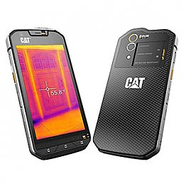 Caterpillar CAT S60 Dual Black EU