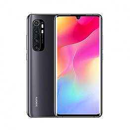 Xiaomi Mi Note 10 Lite 128GB 6GB RAM Dual Sim Black EU (Global Version)