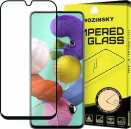 Tempered Glass Super Tough Screen Protector for Samsung Galaxy Galaxy A71