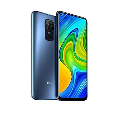 Xiaomi Note 9 128GB 4GB RAM Dual Sim Grey EU (Global Version)